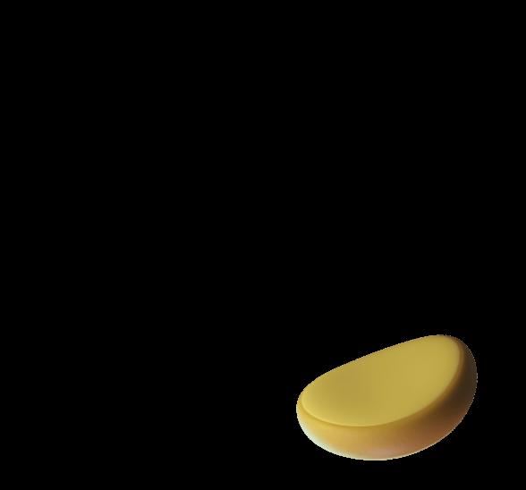 Small 3d pancake